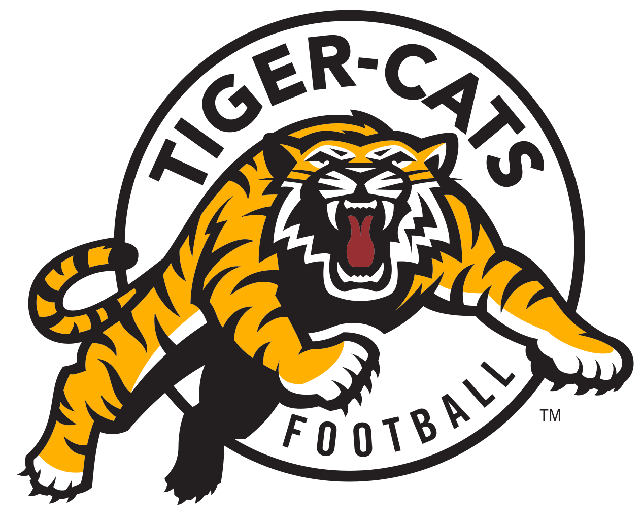 Hamilton Tiger Cats Logo Transparent