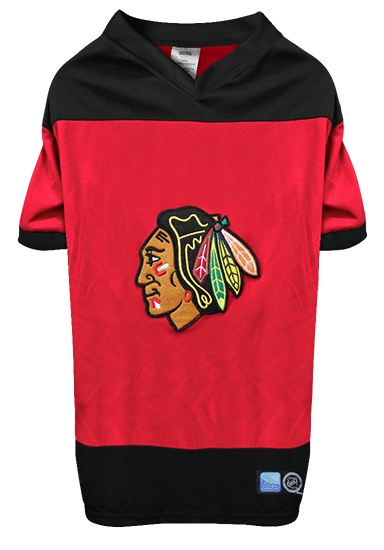 60575a3bf Chicago Blackhawks Tog Petwear NHL Dog Hockey Jersey